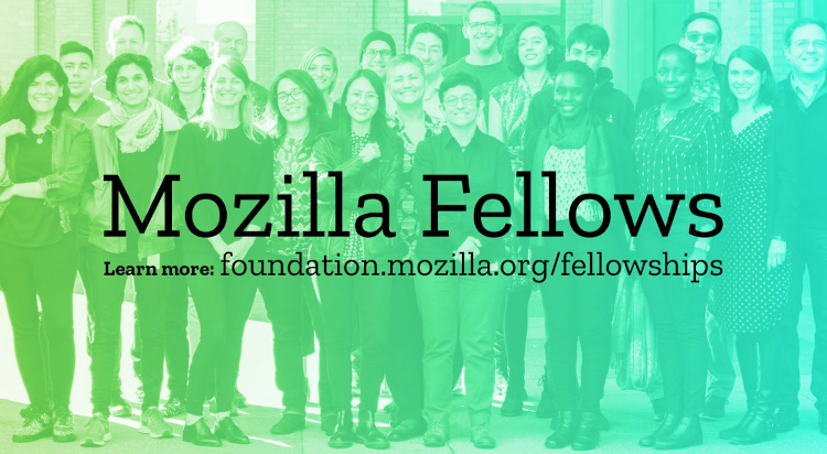 My Year Being a Ford-Mozilla Open Web Fellow :) feature image